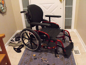 ***************1 yr Old Myon Wheelchair********** Cambridge Kitchener Area image 1