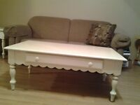 Coffee Table and End Table -