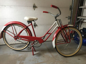 Velo antique collection monark