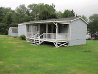 lovely 3 BRS home offer waterfront cottage or year round home!