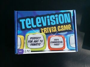 Television Trivia Game