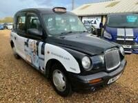 2005 LONDON TAXIS INTERNATIONAL TXI SILVER AUTO Other Diesel Automatic