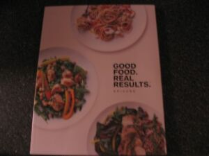 Epicure - Good Food Real Results Cookbook