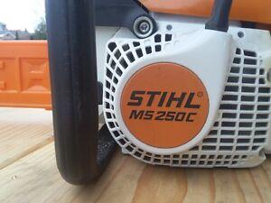 Stihl MS 250C chainsaw
