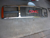 Grille pick-up GMC
