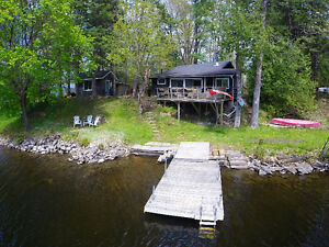 Washago: Waterfront cottage affordable price, Trent Severn Water