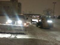 SNOW PLOWING, SNOW REMOVAL SERVICES