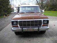 1978 FORD PICKUP SELL OR TRADE