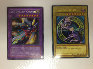 Yu-gi oh and Magic cards