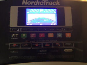 NordicTrack C800 (2.75 CHP) treadmill for $800.00
