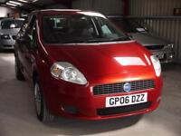 Fiat Grande Punto 1.2 Active - 68000 Miles - Full History - MOT March 2018