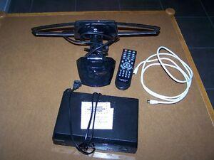 Antene de TV numérique avec récepteur