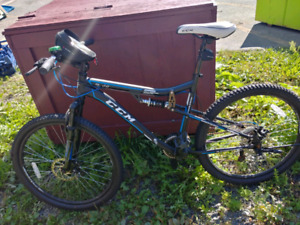 ccm sl 2.0  mountain bike
