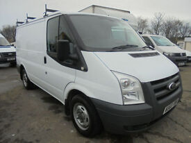 Ford Transit 2.2TDCi Duratorq ( 85PS ) 260S ( Low Roof ) 260 SWB 1 KEEPER 48K MI