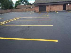 PARKING LOT PAINTING AND PAVEMENT MARKINGS Cambridge Kitchener Area image 9