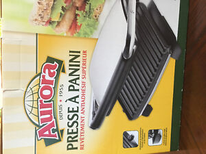 Grille a panini