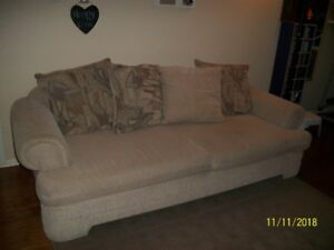 comfy couch looking for a new home
