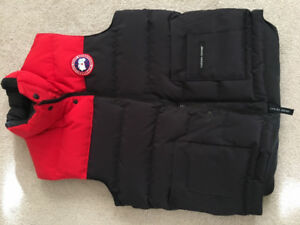 Canada Goose Limited Edition Vest- Size Small