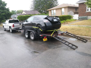 auto transportation, drive-away, trailer service, int'l shipping