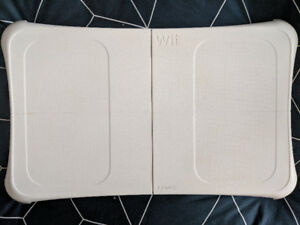 Wii Fit Board & Wii Fit Game