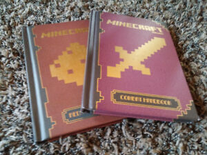 Two Minecraft Books