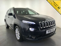 2015 JEEP CHEROKEE LONGITUDE + M-JET DIESEL ESTATE SAT NAV STOP / START 1 OWNER