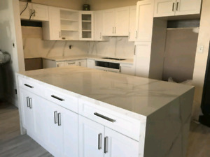 Counter tops free standard sink