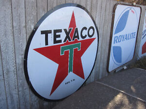 Looking for Texaco signs and related items