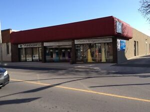 Fabulous Location Downtown Retail Store - Available Oct 1