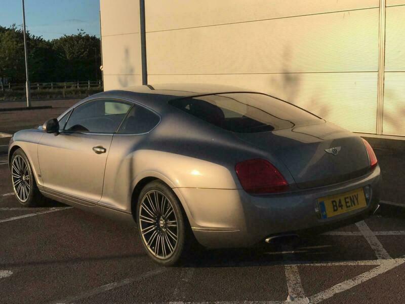 Bentley Continental 6.0 W12 GT Speed 51 Edition