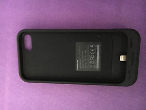 iPhone 5 mophie air (charging case)