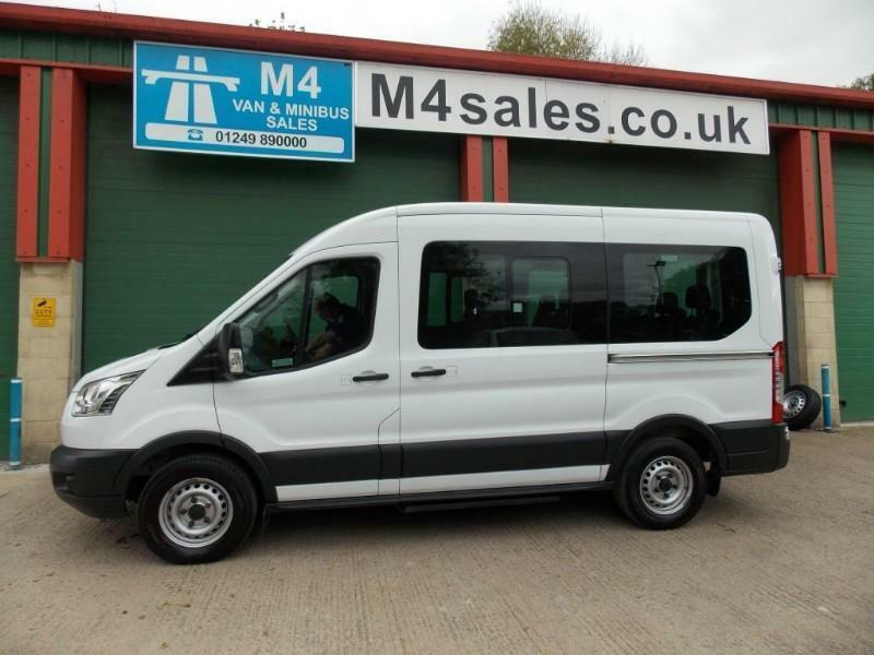 Ford Transit 350 12 Seat 3.5T minibus Aircon