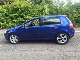 VW golf open to offers