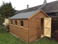 Shed, summerhouse & fence doctor