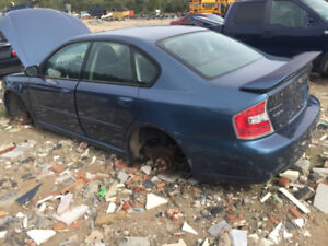 2007 SUBARU  LEGACY   PARTING OUT