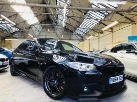 2014 BMW 5 Series 3.0 530d M Sport Saloon 4dr Diesel Automatic (139 g/km,