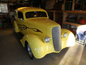 1936 Chevy Trunk Back Street Rod