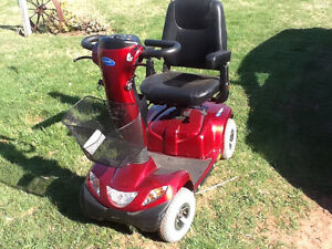 Electric scooter, like new
