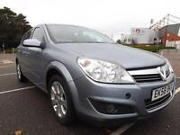 Vauxhall/Opel Astra 1.4i 16v 2008 Breeze Plus 58000 MILES DRIVE AWAY TODAY!