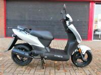 KYMCO AGILITY 50 SCOOTER BRAND SCOOTER NEW 2 YEAR WARRANTY FINANCE