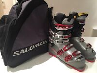 Salomon CF Mission Ski Boots - Like New
