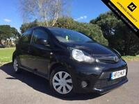 2013 TOYOTA AYGO 1.0 VVT-I ICE 5D (ONE OWNER FROM NEW | FINANCE?)