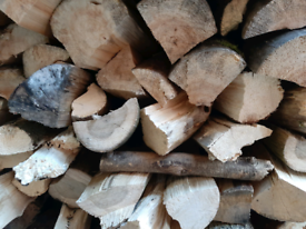 Firewood For sale. XL bags Locally sourced mixed wood.