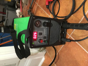 Plasma cutter: Everlast Power Plasma 50  like new, in Muskoka