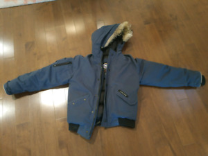 Kids Canada Goose Bomber Jacket Size Large L/G 14-16