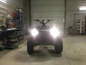2016 Arctic Cat 500 4x4