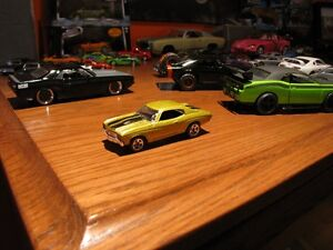 Group 39.  Six Hot Wheels Chevy Muscle Cars. London Ontario image 6