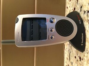 Brand New In Box - Brookstone Grill Alert Thermometer