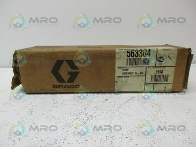 Graco 563304 Pump Assembly Factory Sealed
