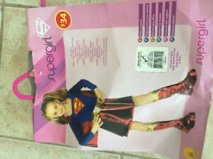 Selling Youth Super Girl Costumes